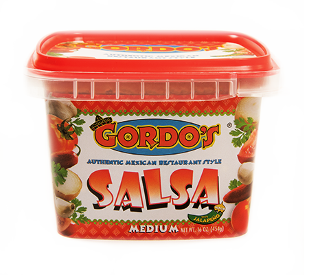 Gordo's Mild Cheese Dip