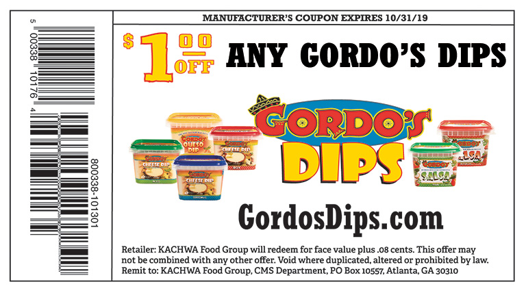 Gordo's Coupons